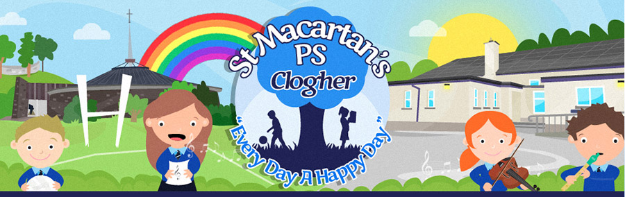 St Maccartans Primary School, Clogher